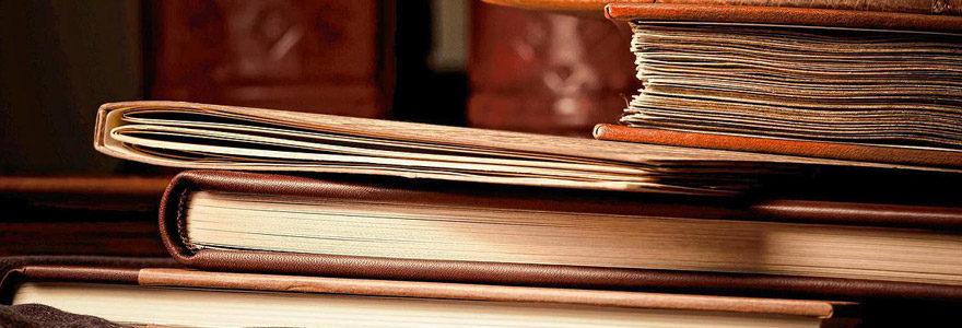 fac-similés de manuscrit